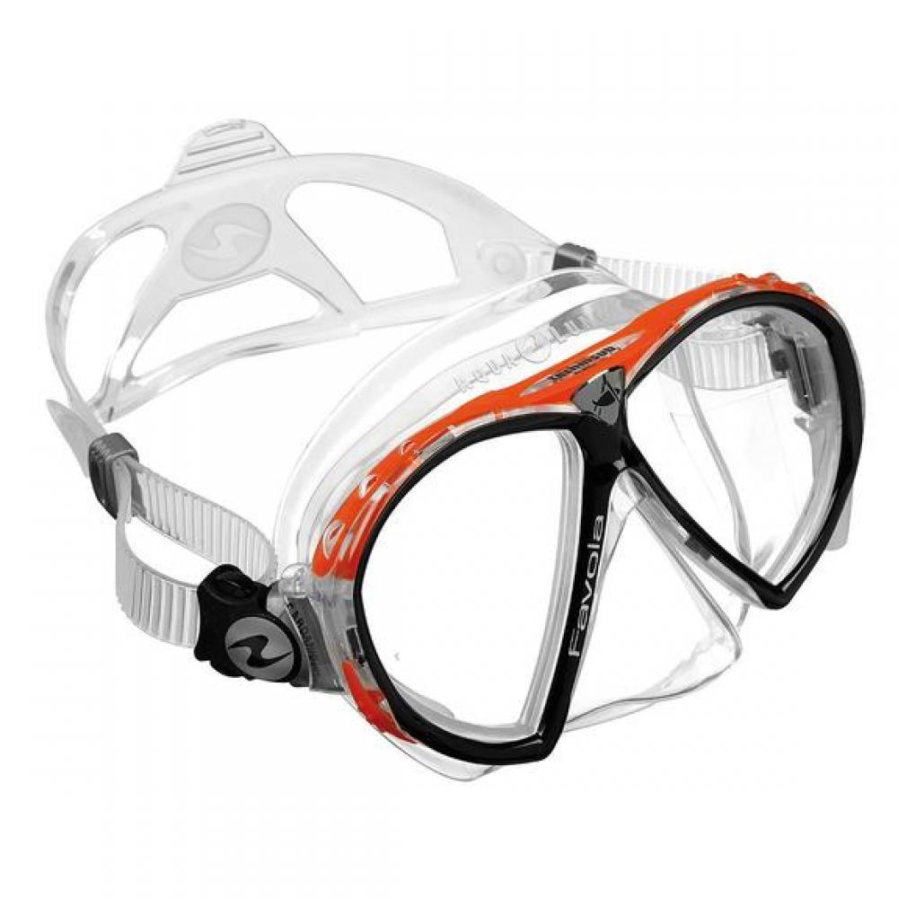 Favola - Orange/Clear