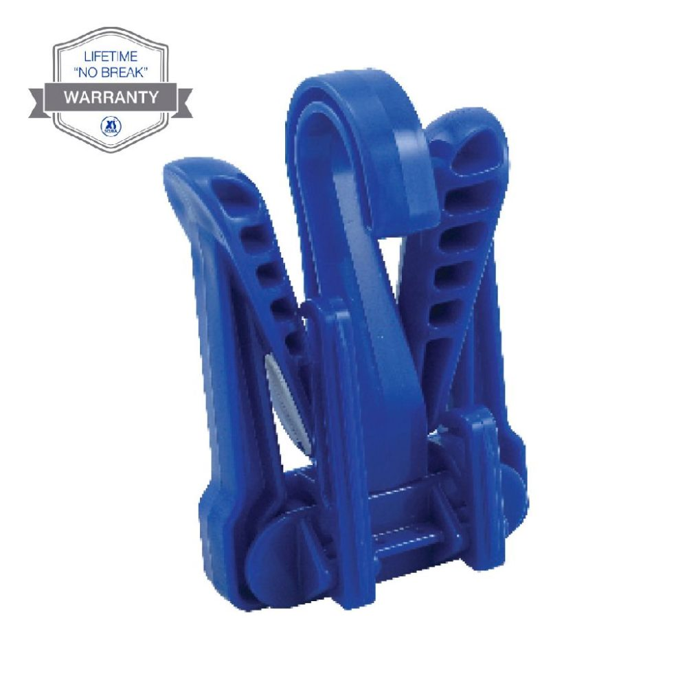 Folding Wetsuit Hanger - Blue