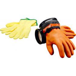 Zip Gloves Maximum Dexterity Orange