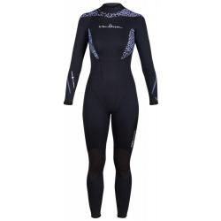 LADIES THERMAXX 5MM FULL SUITS BACK ZIP