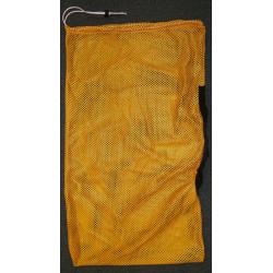 DRAWSTRING MESH BAG WITH HANDLE 18 X 32