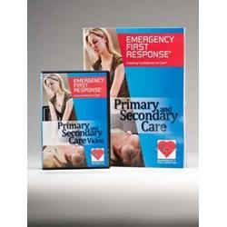 PADI EFR PRIMARY & SECONDARY MANUAL & DVD