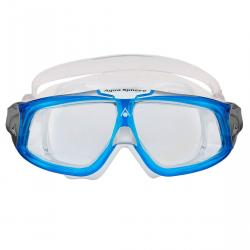 SEAL GOGGLE CLEAR LENS BLUE FRAME