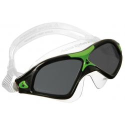 SEAL XP 2 GOGGLE CLEAR LENS - BLACK GREEN