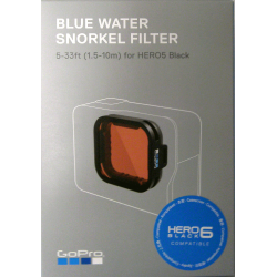 GOPRO HERO 5 BLUE WATER  SNORKEL FILTER
