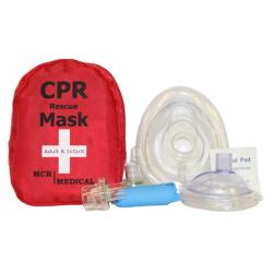 CPR Rescue Mask Adult and Infant