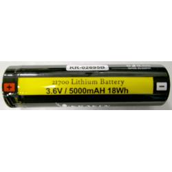 21700 LITHIUM BATTERY W/USB