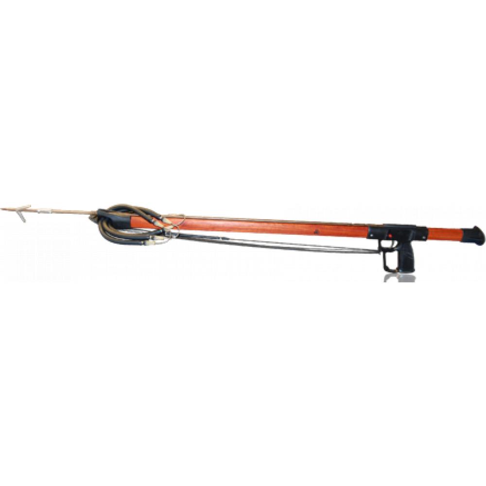 PADAUK SPEAR GUN