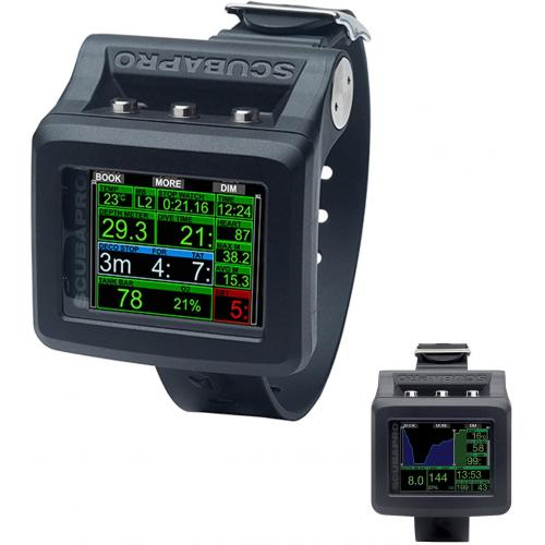 G2 Complete Wrist + Transmitter (without HRM)