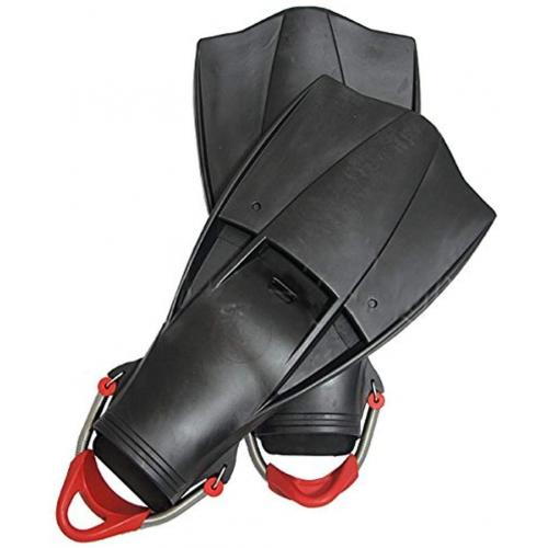 Rubber Freediving Black Fins