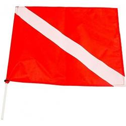 Dive Flag with 18