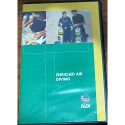 ENRICHED AIR DIVING DVD - COMP VERS...