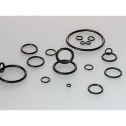 10 pcs NBR O-ring packed with zipper bag