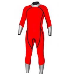 NLA-3mm Reactive Full, Men's Suit, Red
