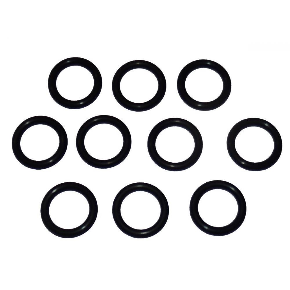 10 pcs Viton O-ring packed with zipper bag