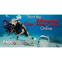 PADI Advanced Open Water eLearning Code