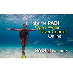 Padi e-Learning Open Water Touch Code