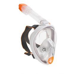 Ocean Reef Snorkel Mask Aria Jr. White