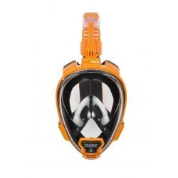 Ocean Reef Snorkel Mask Aria QR+ Orange M/L