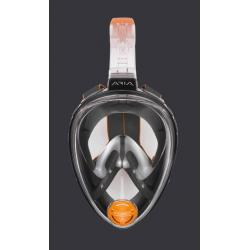 Ocean Reef Snorkel Mask Aria Classic Black L/XL