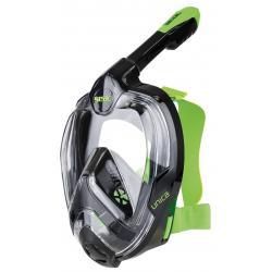 Seac Snorkel Mask Unica Black/Lime