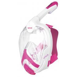 Seac Snorkel Mask Unica S/M White/Pink