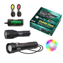 Combo Pack: AL450NM Tail & AL1200WP-II & Easy Clip Rainbow