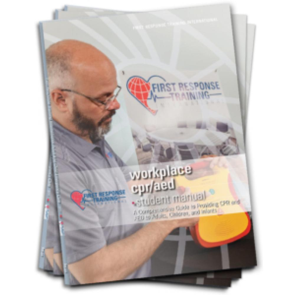 FRTI Workplace CPR/AED Elearning Code