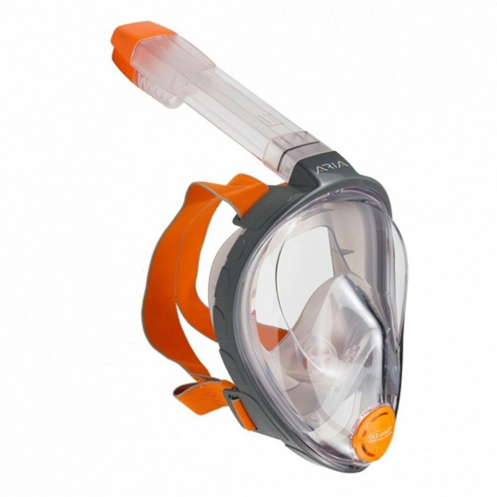 Ocean Reef Snorkel Mask Aria Grey L/XL
