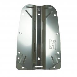 Halcyon Stainless Steel Backplate - Small
