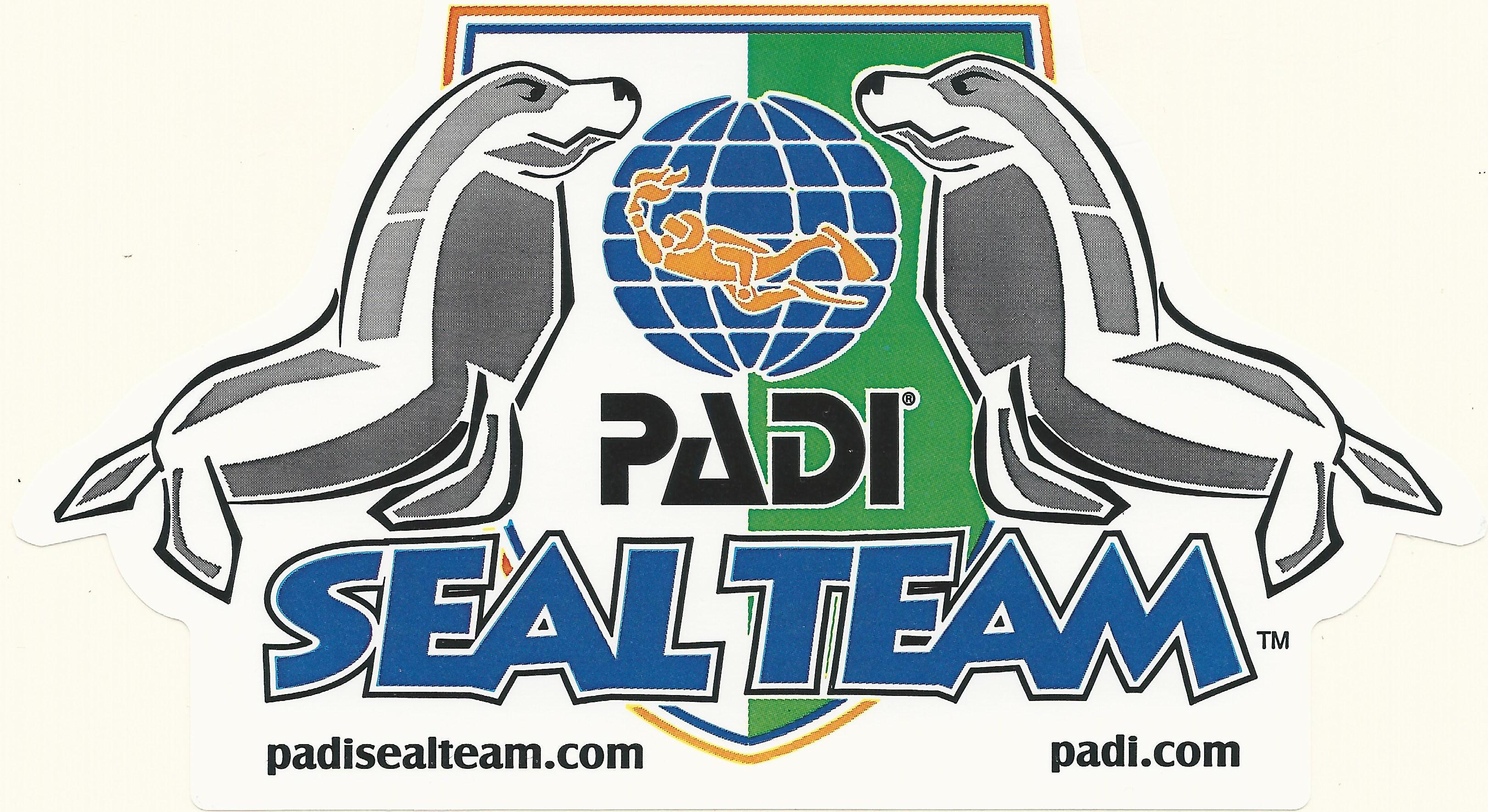 PADI Seal Team July Part A