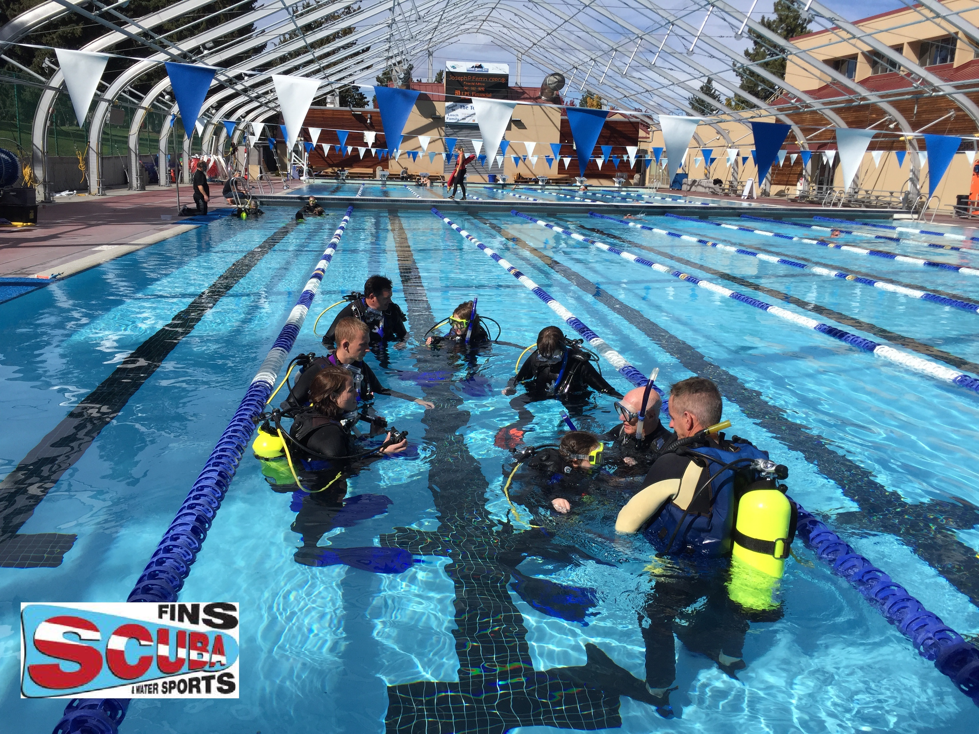 April - Open Water Certification Group