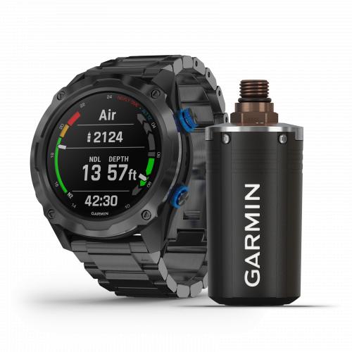 Garmin Descent MK2i + Transmitter pkg