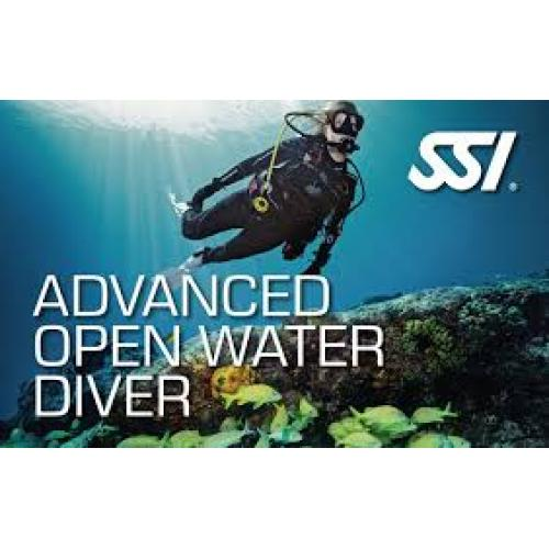 Advanced Open Water Class