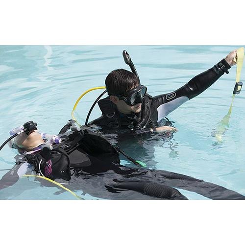 Specialty Course - Diver Stress & Rescue