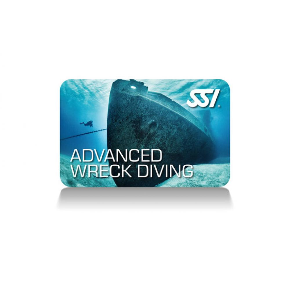 Specialty Course - Advanced Wreck Diving