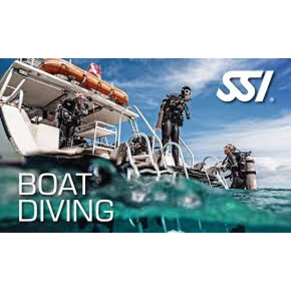 Specialty Course - Boat Diving