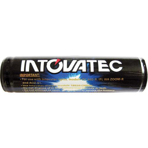 Innovative Tovatec 18650 rechargeable battery LI-ION