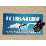 Scubatude Logo Dive Mat