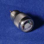 Spare Air Pressure Button Gauge
