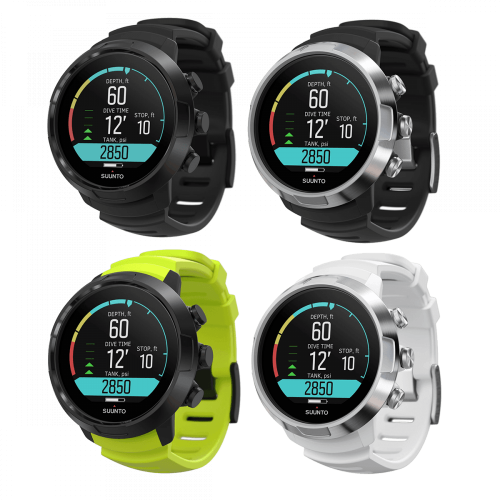 Suunto D5 Any Color with USB Cable w/o sender unit
