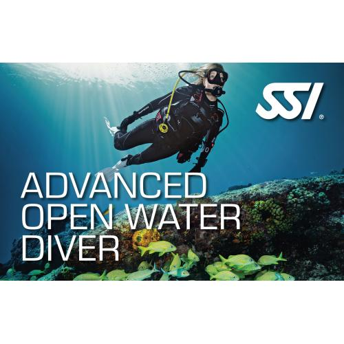 SSI Holiday Advanced Open Water Program