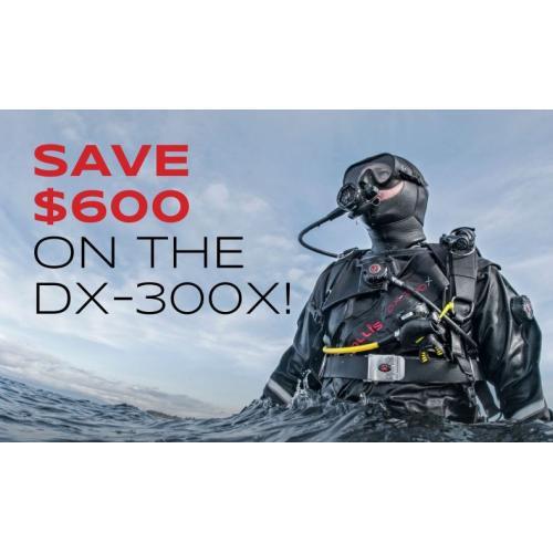 Hollis DX 300X Drysuit