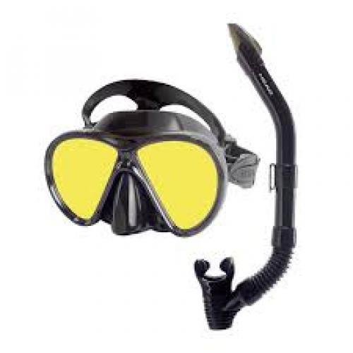 Ice Combo Mask + Snorkel