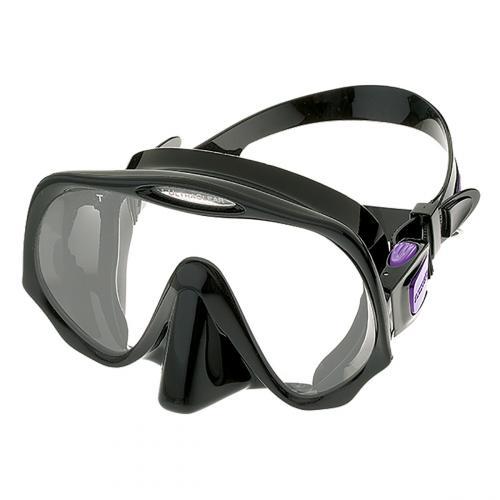 Frameless Mask Medium Fit, Purple