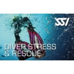 DIVER STRESS AND RESCUE KIT
