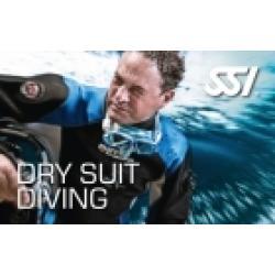 DRY SUIT DIVING KIT