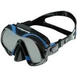 Venom Mask, Black/Blue