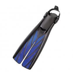XL ATOMIC SPLITFINS ROYAL BLUE