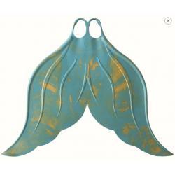 Kids Aqua Merfin Small (US 2-4)